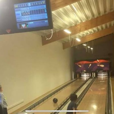 Bowling I Austevollhallen