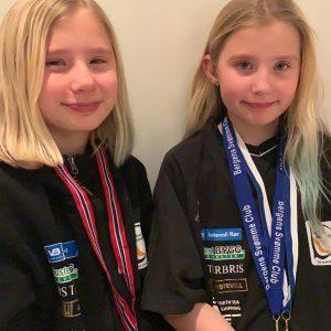 Liv Og Julia Johansen Våge Klar For Låmø